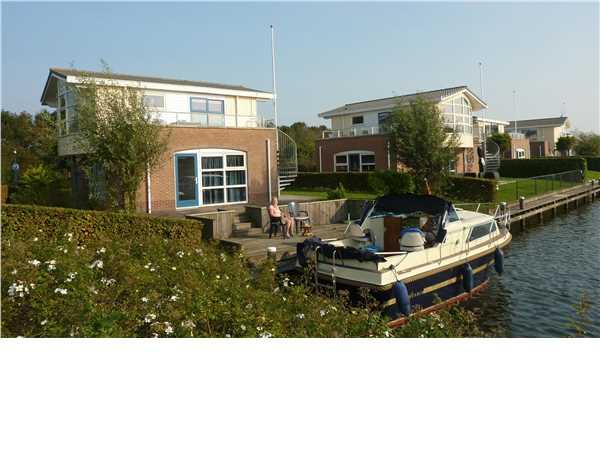 ferienhaus 39 watervilla it soal 39 workum ijsselmeer. Black Bedroom Furniture Sets. Home Design Ideas