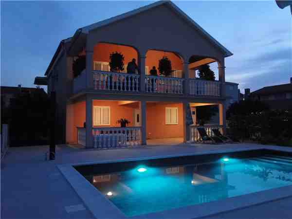 ferienwohnung 39 perle der adria 39 bibinje zadar dalmatien kroatien. Black Bedroom Furniture Sets. Home Design Ideas