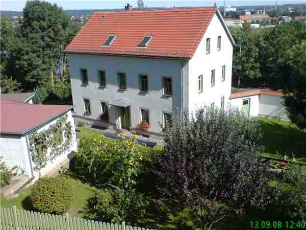 ferienwohnung 39 gaartz mit elbblick 39 dresden dresden sachsen deutschland. Black Bedroom Furniture Sets. Home Design Ideas