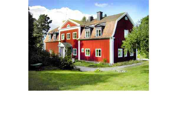Ferienhaus 'Red Haven Cottage ' im Ort Ukna