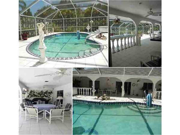 Ferienhaus Haus Hamburg - Luxury Pool-Home, Fort Myers-Lehigh, Lee County, Florida, USA, Bild 2