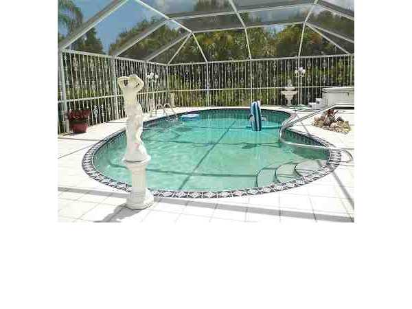 Ferienhaus 'Haus Hamburg - Luxury Pool-Home' im Ort Fort Myers-Lehigh