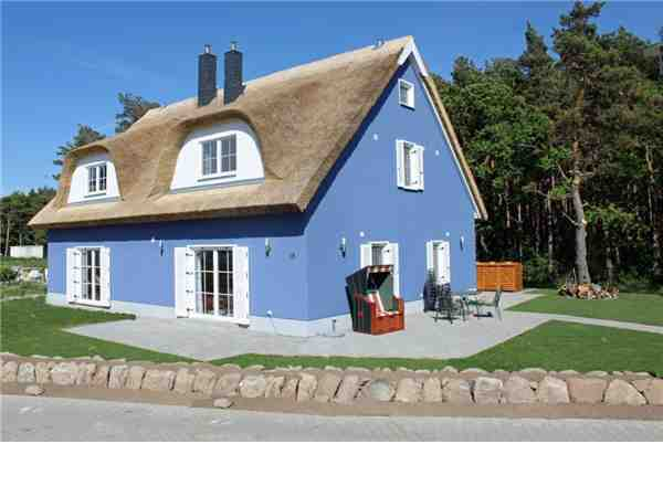 ferienhaus 39 reethaus deichkrone 39 breege r gen mecklenburg vorpommern deutschland. Black Bedroom Furniture Sets. Home Design Ideas