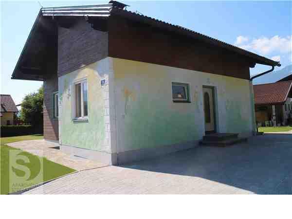 ferienhaus 39 leben im gr nen 39 seeboden millst ttersee k rnten sterreich. Black Bedroom Furniture Sets. Home Design Ideas