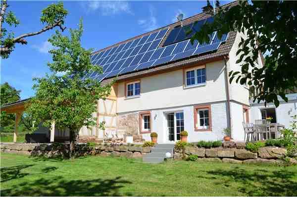 Ferienhaus Bauernhaus Mit Whirlpool Kamin Alpirsbach